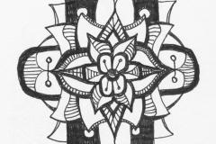Pattern-Floral-Cat