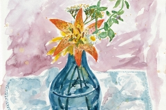 Lilly-In-Blue-Vase-1000