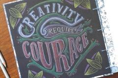 creativityrequirescourage