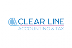 wht_backClear Line logo Final Horizontal w Mark