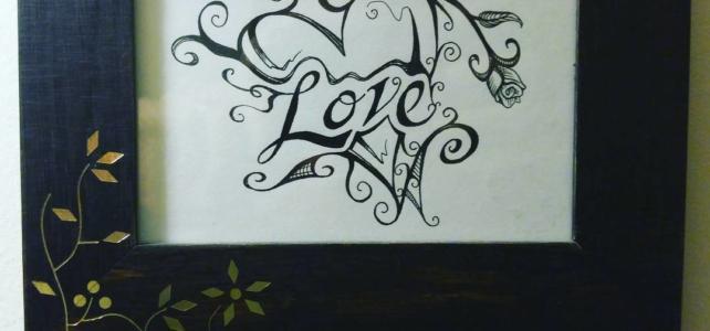 Let Love Rule.