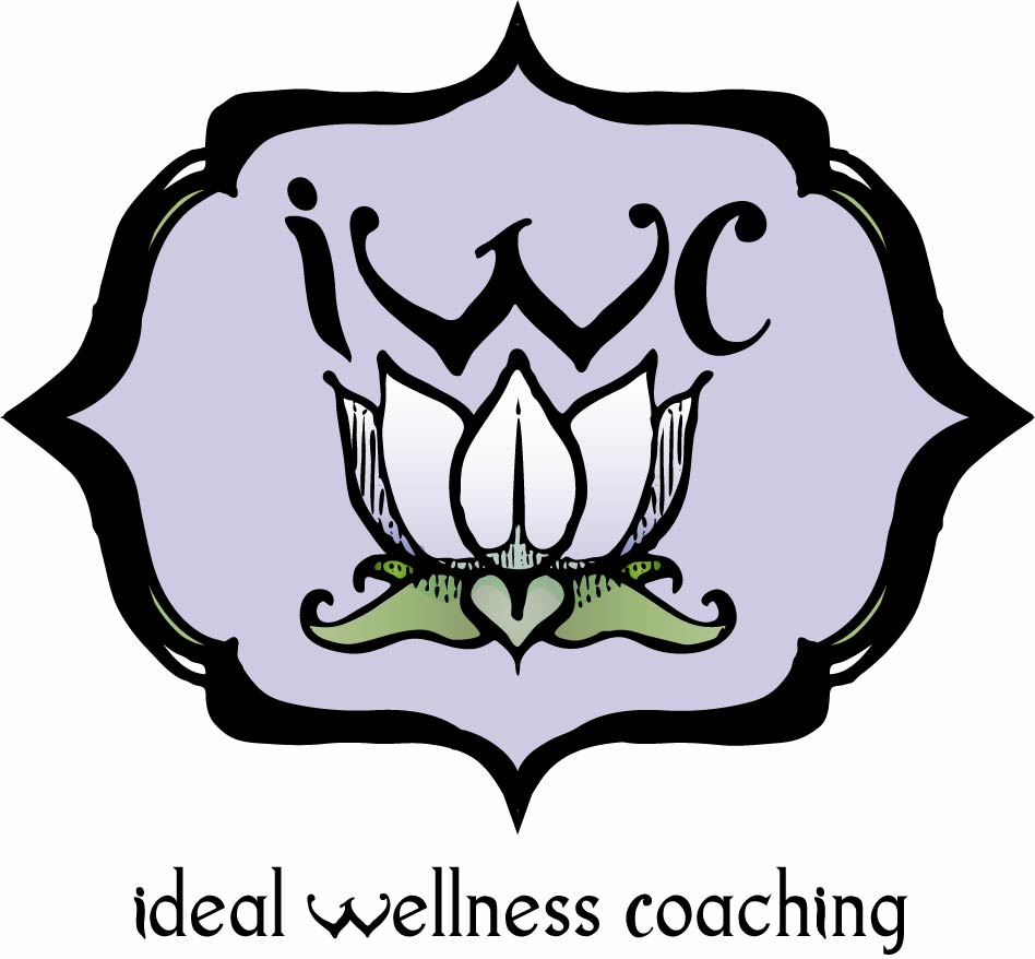 ideal wellness coaching logo square FINAL