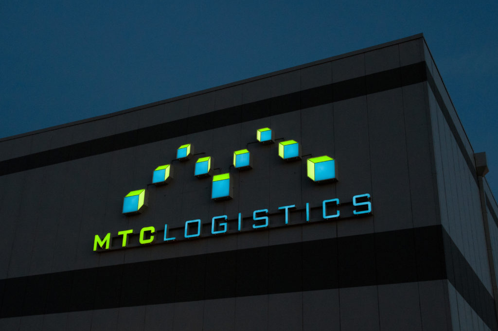 services logistic sign