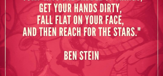 Happy hump day. Go get your hands dirty