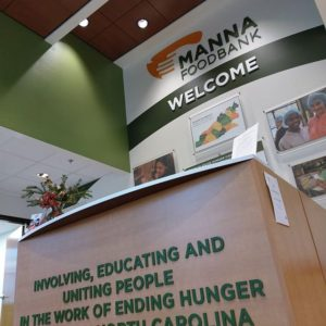 services manna donor wall