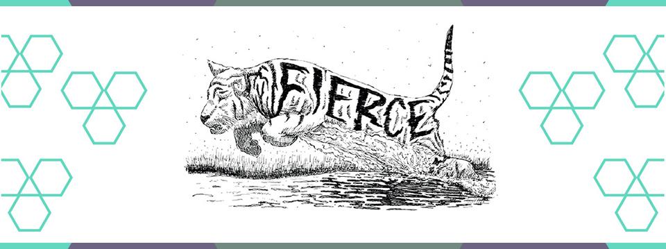 tiger graphic design