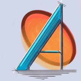 Orange you glad I didn't say blue alpha?