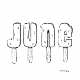June Design & Illustration Newsletter