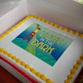 Event branding that takes the cake!