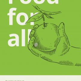 illustration branding poster nonprofit design