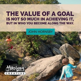The value of a goal