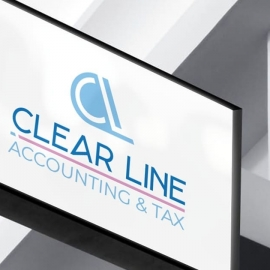 In honor of tax day. Here is a logo I designed for my accountant last year