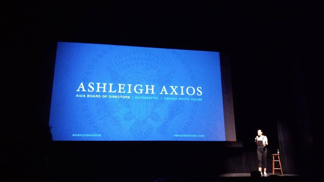 Last night's inaugural @aigaasheville event with @ashleighaxios was a success. So honored to have been part of building and kicking off our new chapter and proud of our amazing