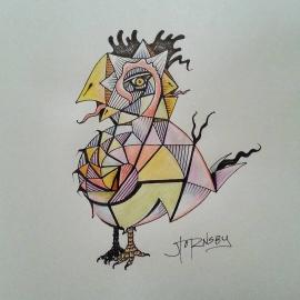 Chicken Geometry