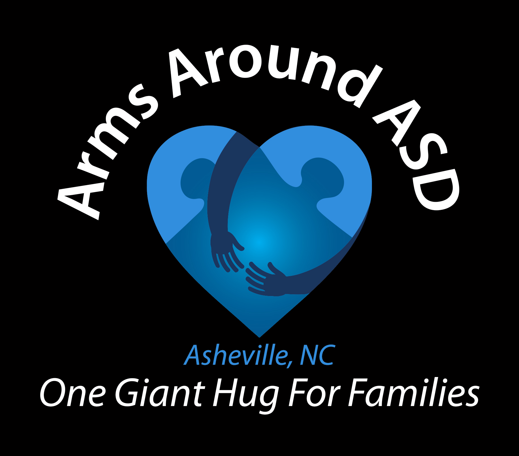 Arms Around ASD Logo Final