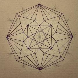 A little evening geometric exploration.