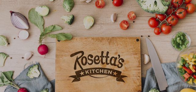 Rosetta Cutting Board
